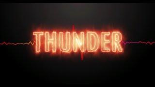 Imagine Dragons - Thunder (Kinetic Typography) Lyric