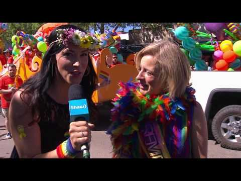 2016 Edmonton Pride Parade