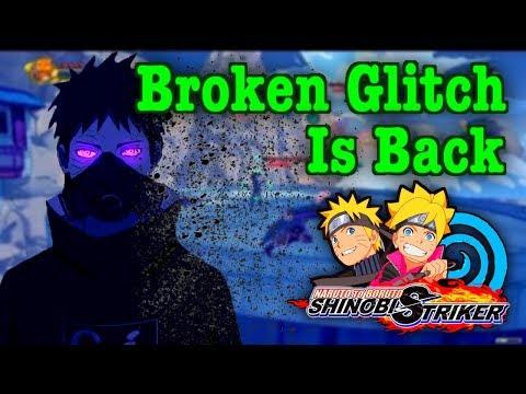 Most Broken Glitch | Untouchable Mode | Shinobi Striker by Classic_Ruben