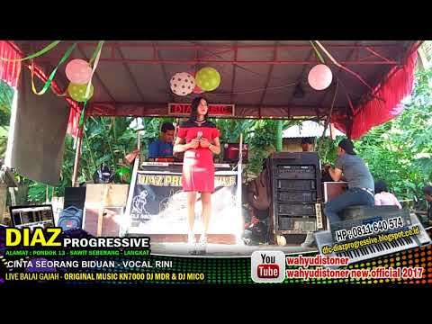 download CINTA SEORANG BIDUAN - SONIA VOCAL RINI COVER MUSIC KN7000 DIAZ PROGRESSIVE JULI 2018