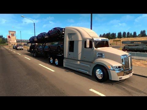 American Truck Simulator: Western Star 5700XE