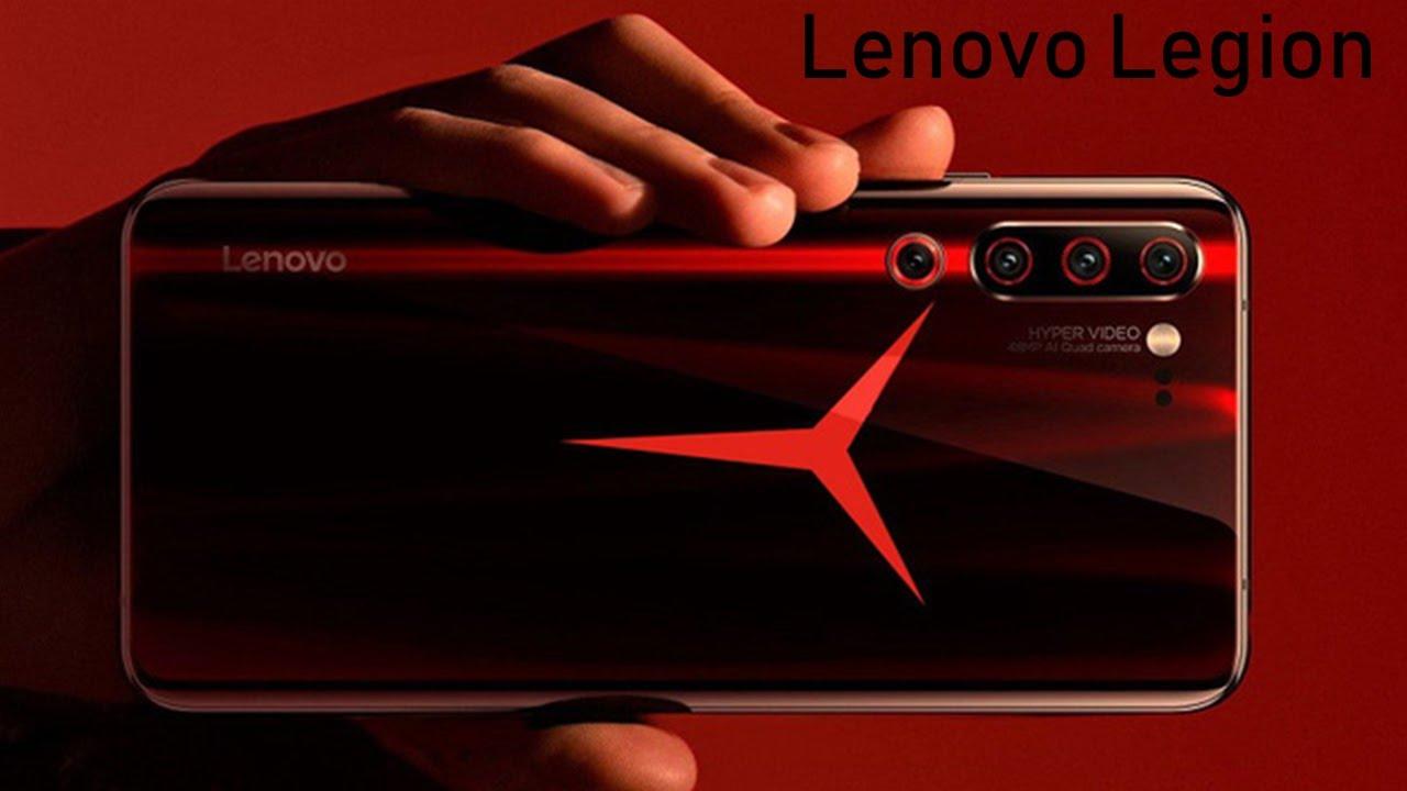 Игровой смартфон Lenovo Legion прошел спецификацию в 3С