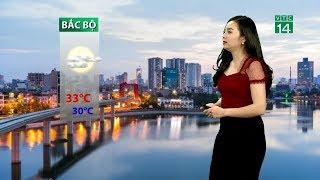 Thời tiết cuối ngày 23/10/2019: Đêm nay miền Bắc chuyển lạnh| VTC14
