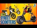 8 Best Street Scooters 2017