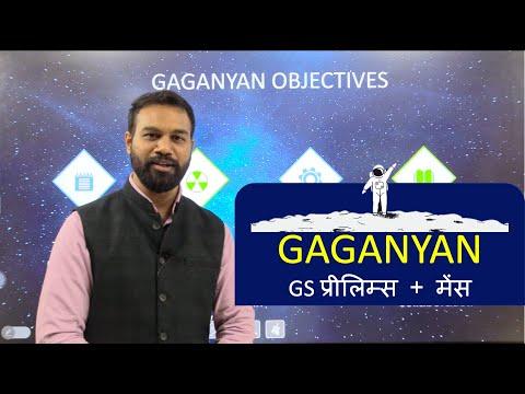 Gaganyaan project   ISRO manned Mission   #UPSC   #CSE   #IAS