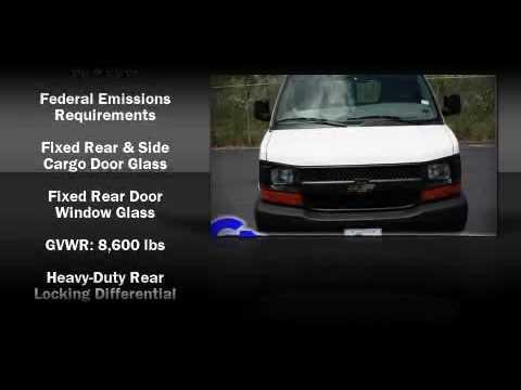 New 2010 Chevrolet Express 2500 - StockID: 6-76725 - Hank Graff Davison, Flint Chevy Dealer
