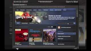 How to easily download and search Gmod maps Mac + Windows