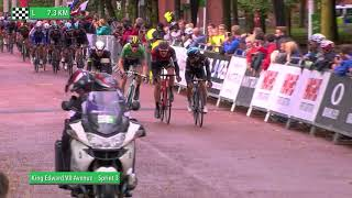Tour of Britain: Stage 8 - Highlights