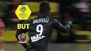 But Mario BALOTELLI (47') / AS Monaco - OGC Nice (2-2)  / 2017-18