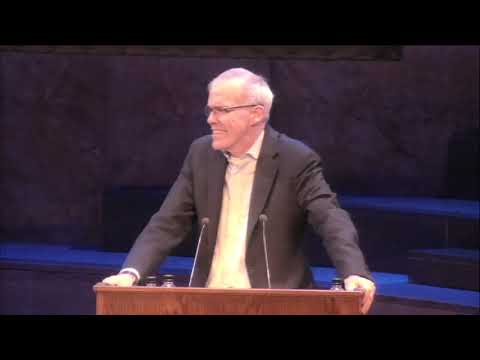 Bill McKibben public address at Princeton University, on Oct. 25, 2018