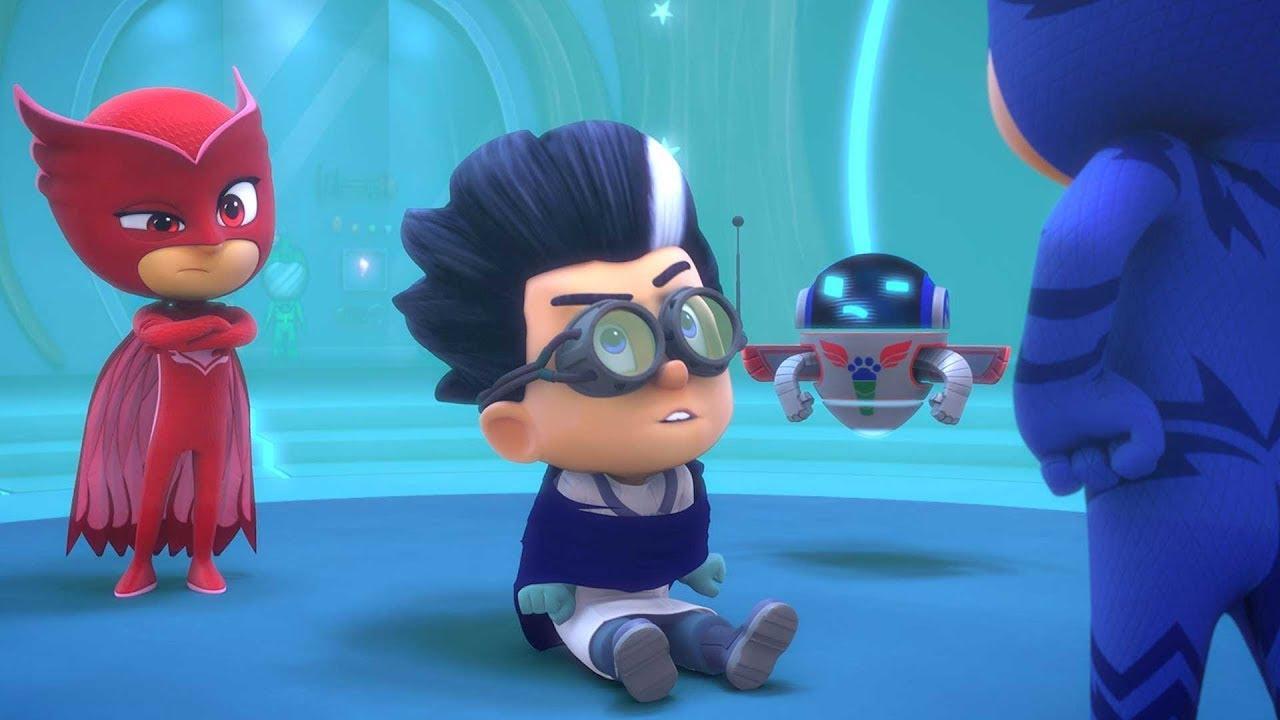 Download Weirdest Moments | Doubles, Baby PJs, Toys | 2021 | PJ Masks Official