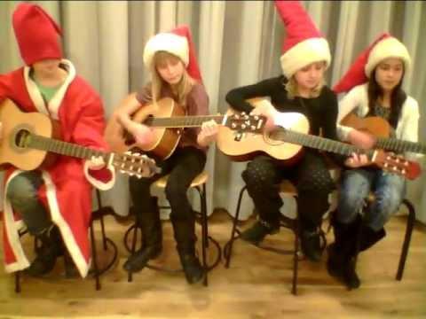 Drømte mig en lille drøm (Dicte) - Guitarholdet ønsker glædelig jul