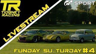 [GT Sport Livestream] - Funday Su...turday?? - Random Combos #4
