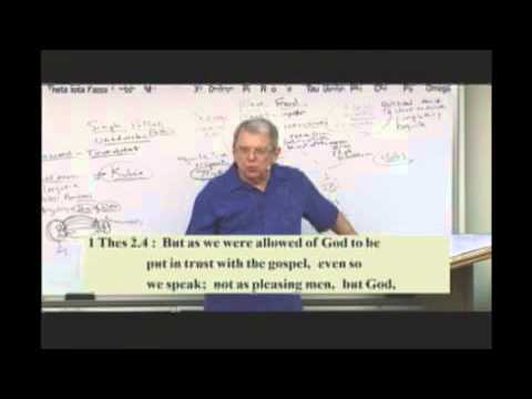 Pastor Jim Brown: Deceit