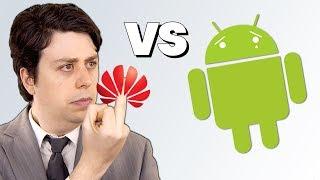 Huawei Responds to Google Ban