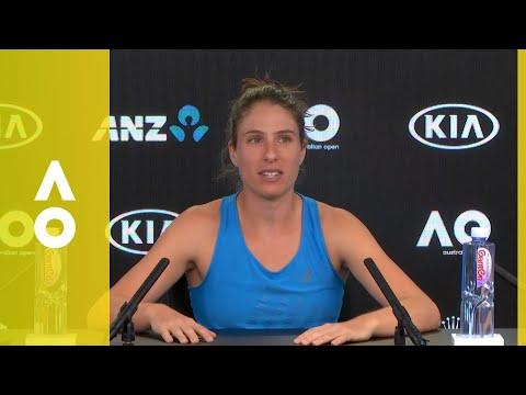 Johanna Konta press conference (2R) | Australian Open 2018