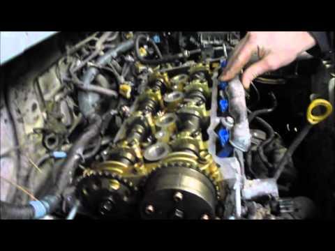 Variable Valve Cam Shaft Timing Explained Toyota Matrix & Pontiac Vibe