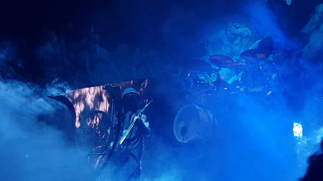 Behemoth - Solve + wolves ov siberia live paris 30 01 2020