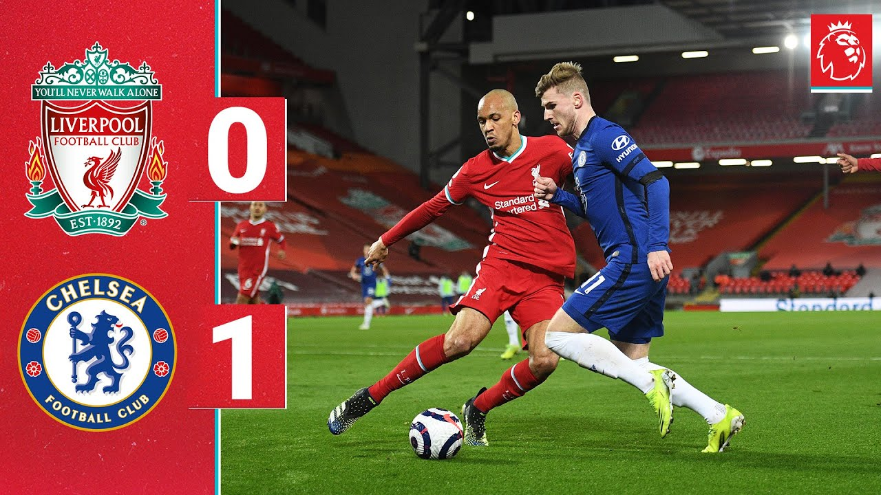 Download Highlights: Liverpool 0-1 Chelsea | Reds beaten at Anfield