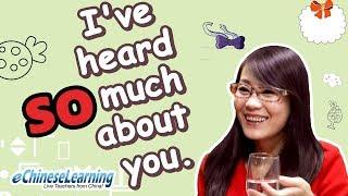 Advanced Mandarin Chinese: