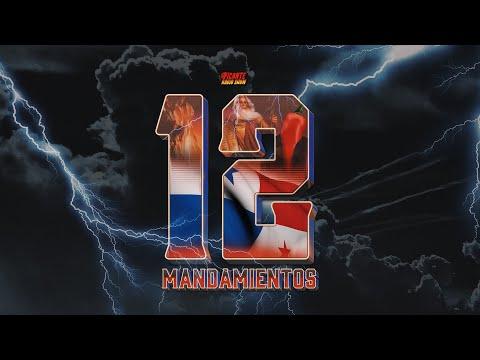12 MANDAMIENTOS PANAMA Feat (Varios Artistas)