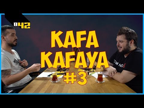 AÇIK DÜNYA YETERİNCE AÇIK MI?!?!   Kafa Kafaya #3