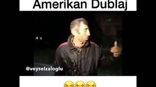 Kanala dusen adam amerikan dublaji kurbaga viirrrag dedi