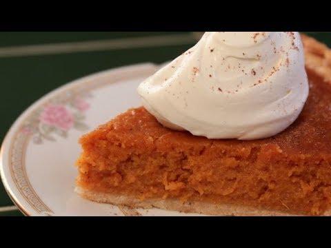 Not Your Average  Sweet Potato Pie