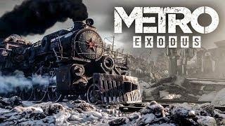 METRO: Exodus (МЕТРО: Исход) НОВОСИБИРСК ПРОХОЖДЕНИЕ # 11