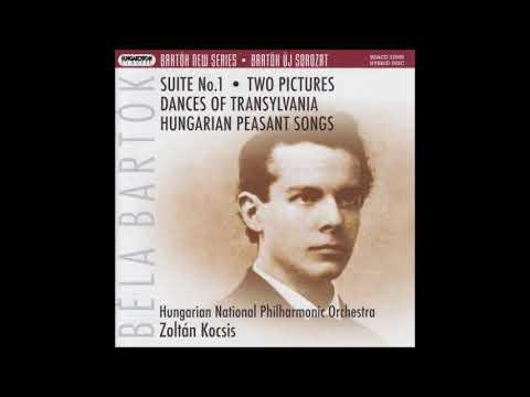 Download Béla Bartók : Suite No. 1 for orchestra Op. 3 (Sz. 31) (1905)