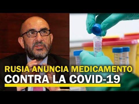 Afivavir: El medicamento de Rusia contra la COVID-19