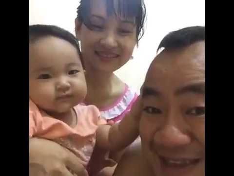 Gia đình Hiếu Hiền hạnh phúc quá