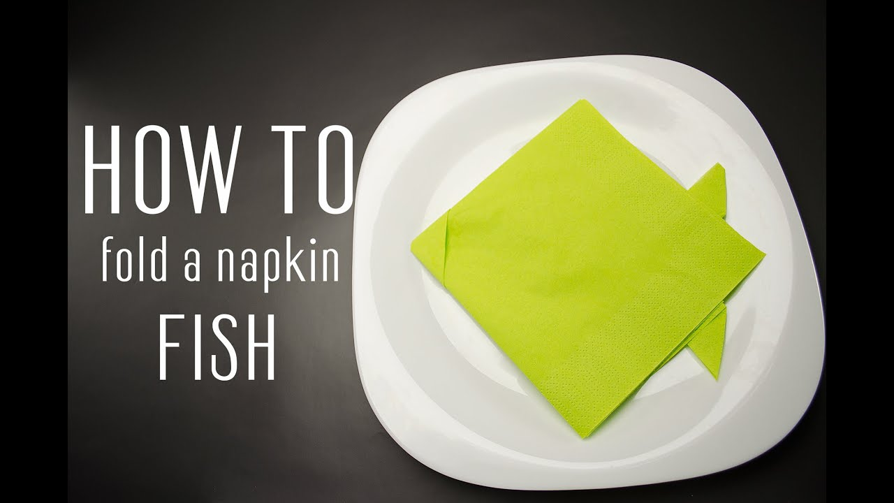 how to use napkin video