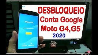 inscreva-se e um ajudando outro - Desbloqueio Conta Google 2020 Motorola, G4, G4 Plus, G5, G5 Plus.
