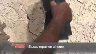 Rapid Set® Stucco Patch (Patch and Paint in 2 Hours)