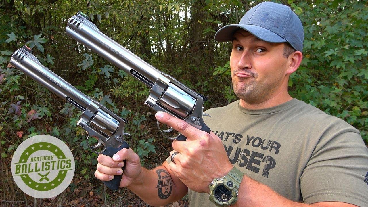 Big Revolver vs BIGGEST Revolver 💥