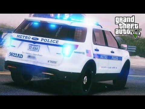 GTA 5 LSPDFR #356 - Bus Hijacking thumbnail