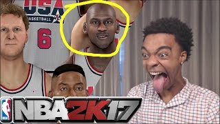 Everything You Should Know About NBA 2K17 REACTION, THOUGHTS & DISCUSSION!