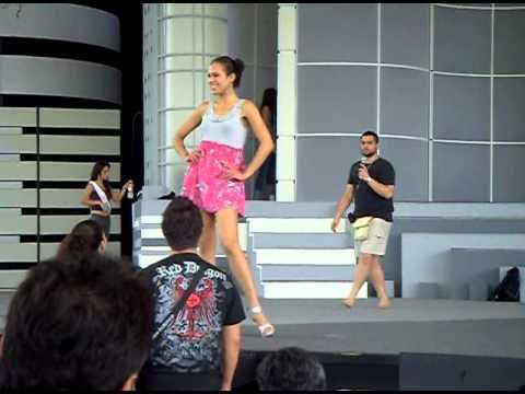 Ensayo general de Nuestra Belleza Mexico 2010