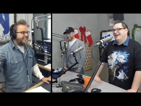 Sidewalk Prophets extended interview on The Wally Show