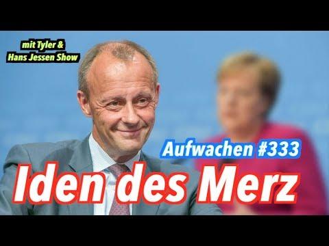 Aufwachen #333: Merkels CDU-Nachfolger + Wahlabend in Hessen