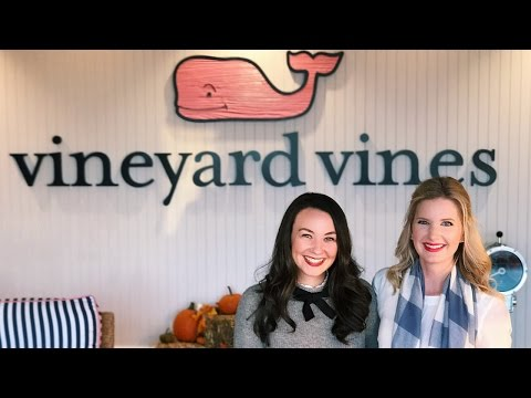 TOUR OF THE VINEYARD VINES HEADQUARTERS