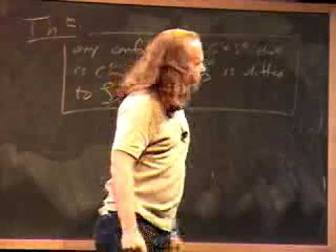 Contact Geometry in Low-dimensions - John Etnyre