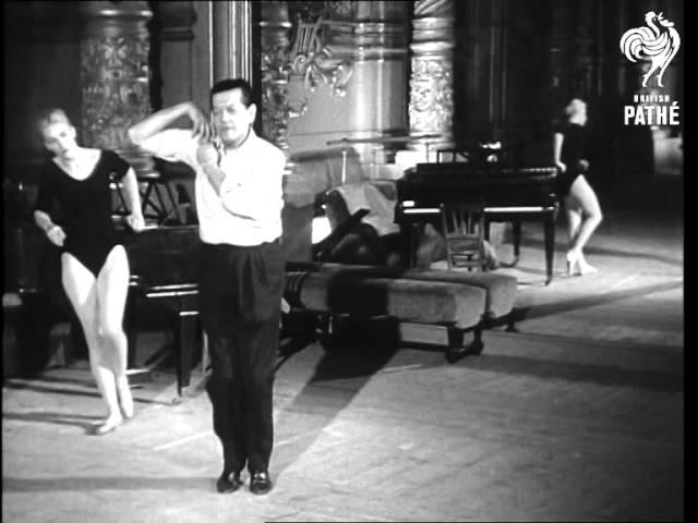 Serge Lifar Ballet Director (1963)
