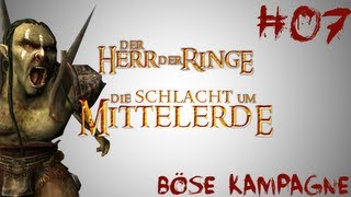 Let's Play Der Herr der Ringe Schlacht um Mittelerde Edain Mod #07 - Die Hoffnung stirbt zuletzt!