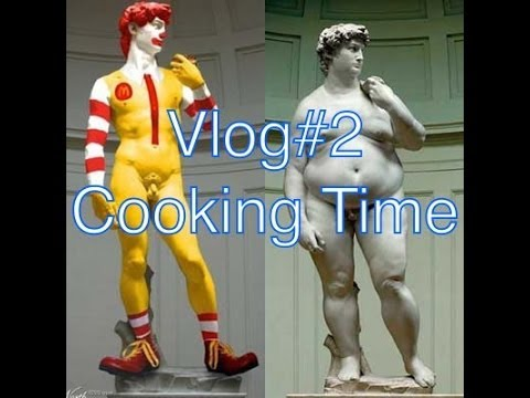 Vlog#2 Cooking Time With Marco Strub