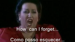 Freddie Mercury & Montserrat Caballé - How Can I Go On - Legenda e Tradução