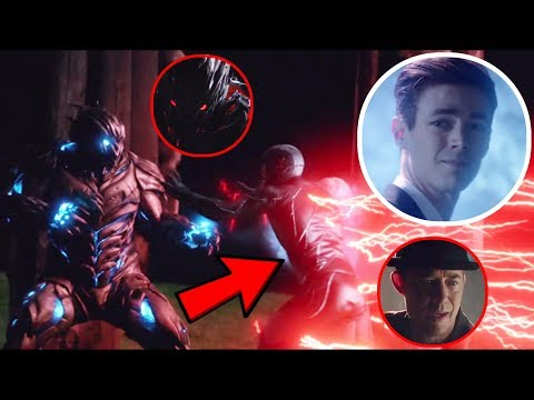 The Flash 3x23 Review ÉPICO FINAL DE TEMPORADA! Black Flash, Jay Garrick, Speed Force y Mucho Más!