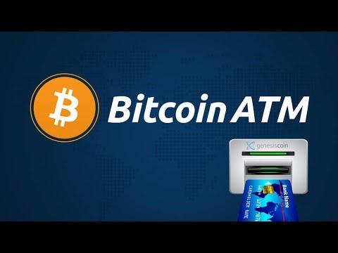 ¿ Como encontrar un cajero automático para Bitcoins ?
