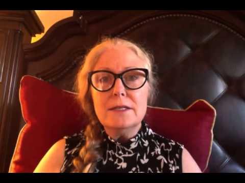 Author Deborah McTiernan reads a story excerpt.